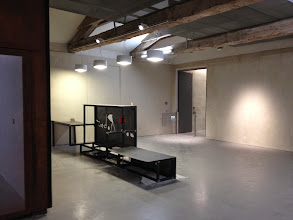 Photo: L'espace d'accueil - banque