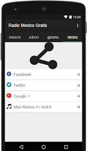Radio Mexico Gratis screenshot 3