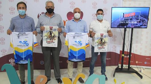 El I Triatlón Ciudad de Vera, en marcha