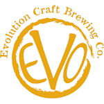 Logo of Evolution Bourbon Barrel Age Rise Up Stout