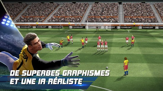Real Football Capture d'écran