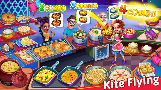 Cooking Express : Star Restaurant Cooking Games  screenshots 2