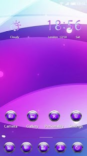 Download free Glaring contracted 91 Launcher Theme for PC on Windows and Mac apk screenshot 3