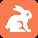 Free Turbo VPN proxy-A Fast Unlimited VPN Proxy icon