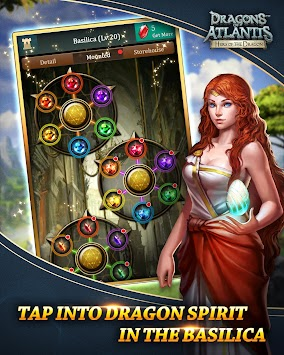 Dragons Of Atlantis APK screenshot thumbnail 8