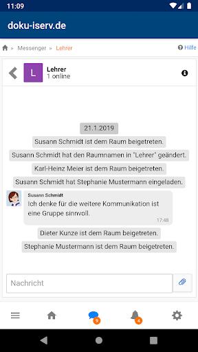 IServ  screenshots 5