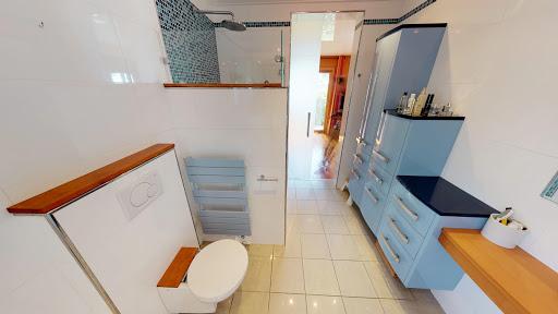 Propriété Pointe du Verdon, salle de bain