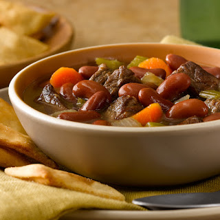Bush's® Slow-Simmered Beef and Onions.