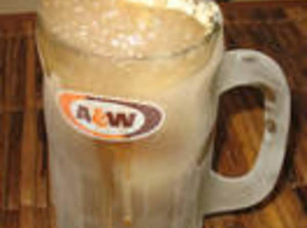 Root Beer Floats By Freda