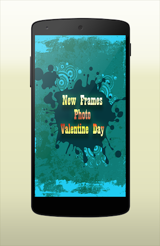 android New Frames Photo Valentine Day Screenshot 0