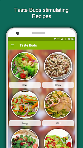 Salad Recipes: Healthy Foods with Nutrition & Tips 2.2.4 screenshots 3