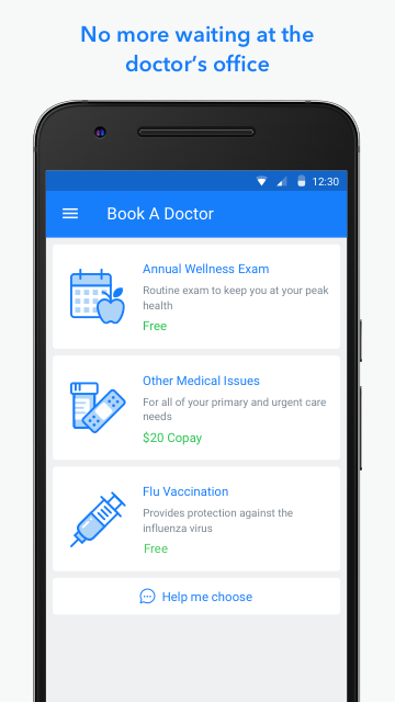 Circle Medical - House Doctors- screenshot