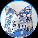 Chinoiserie Decorative Pillows icon
