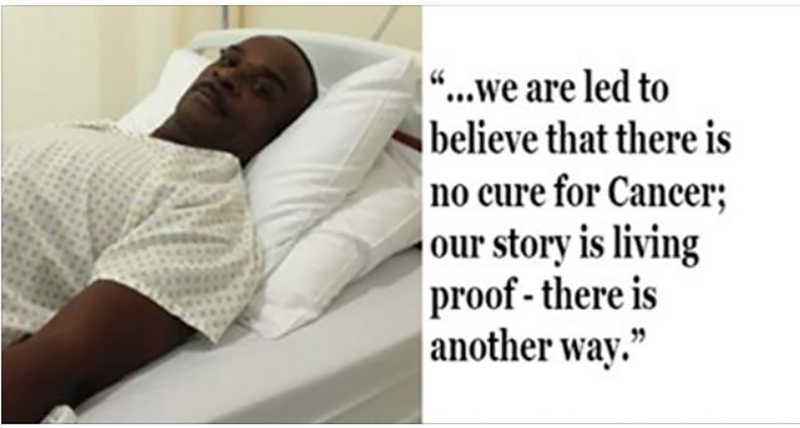 Doctors Were Telling Him He Only Had 2 Years To Live AFTER Treatment – Here's How He Beat His Cancer