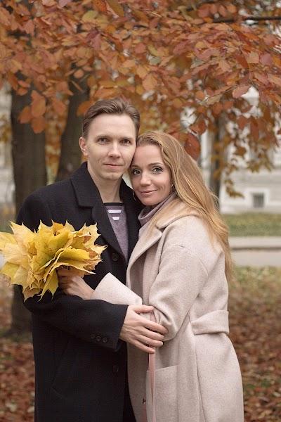 Свадебный фотограф Елена Кущевая (lenfoto). Фотография от 26.03.2018
