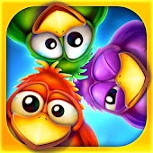 Bubble Birds 4-Match 3 Shooter