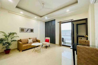 Jacaranda Marg Serviced Apartments