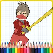 App Coloring NinjaGo APK for Windows Phone