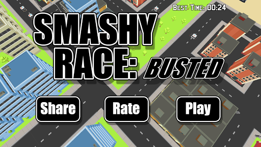 Smashy Race: Busted
