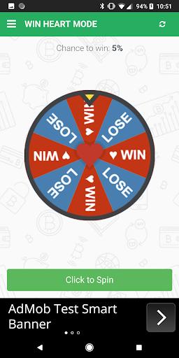 CBN - The Bitcoin Wheel  screenshots 2