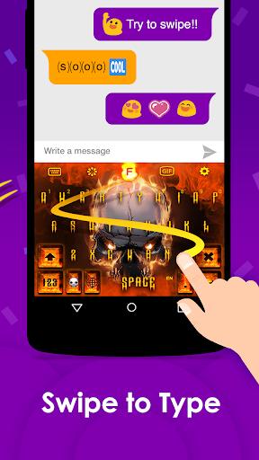 Emoji Keyboard 2018 - Cute Emoticon 1.2.6 screenshots 6