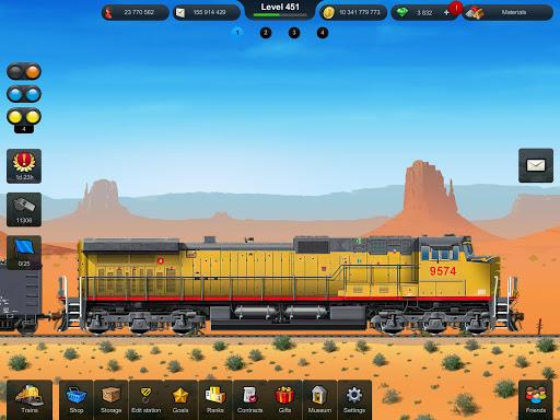 Train Station: Train Freight Transport Simulator 1.0.67.137 screenshots 9