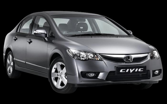 Honda Civic FD ปี 2005-2012