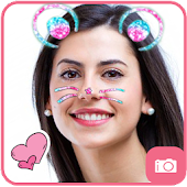 Snap Cat Face Filters Camera Android APK Download Free By Best Photo Apps World