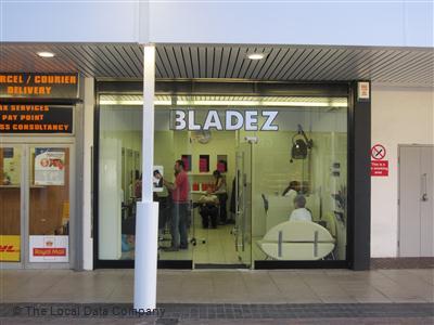 Bladez Hair Studio Hairdressers In Edmonton