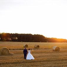 Wedding photographer Agnieszka Czuba (studiostyl). Photo of 11.10.2017