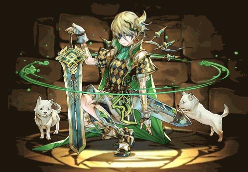 戦獣神・エンキドゥ
