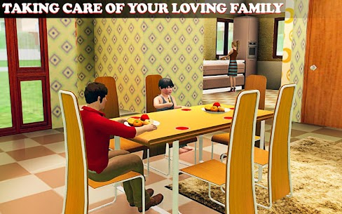 New Virtual Mom Happy Family 2020:Mother Simulator  Apk Download For Android and Iphone 6