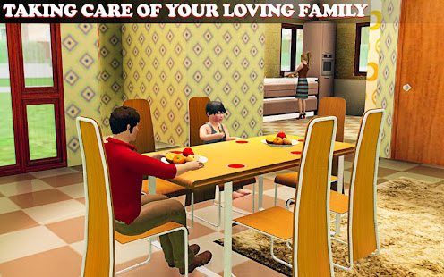 Download New Virtual Mom Happy Family 2020:Mother Simulator For PC Windows and Mac apk screenshot 6