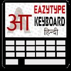EazyType Hindi Keyboard Free icon