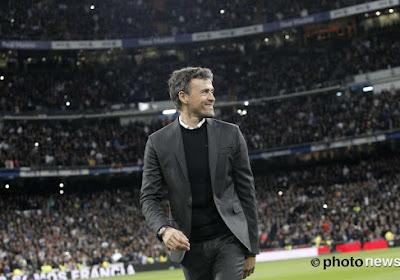 """Luis Enrique est """"heureux pour Guardiola"""""""