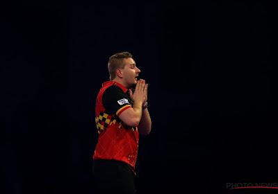 Premier League Darts: Dimitri Van den Bergh neemt het vanavond op tegen oud-wereldkampioen