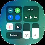 Control Center iOS 11 - Phone X Control Panel Icon