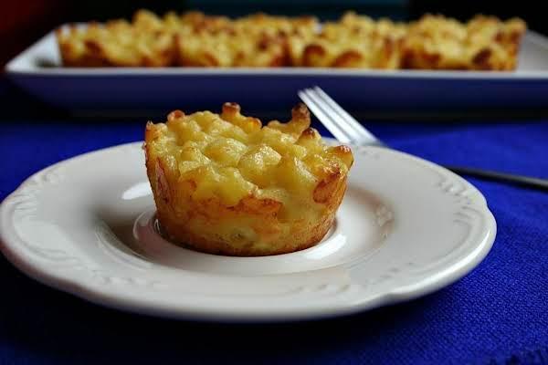 Itty Bitty Mac & Cheese Bites