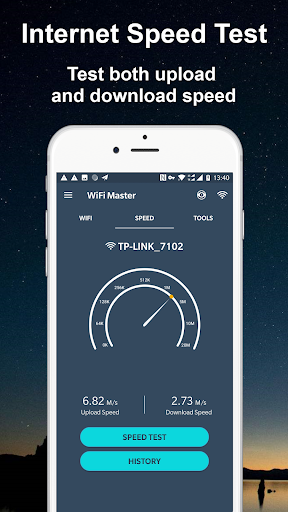 Screenshot for WiFi Router Master Pro(No Ads) - WiFi Analyzer in United States Play Store