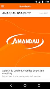 Franquicias Amandau - náhled