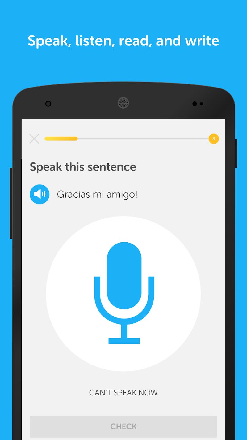 Duolingo: Learn Languages Free Screenshot 2