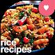 Rice Recipes : fried rice, pilaf, casserole free