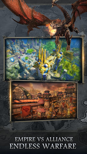 Dragon Revolt - Classic MMORPG 2.7 screenshots 3