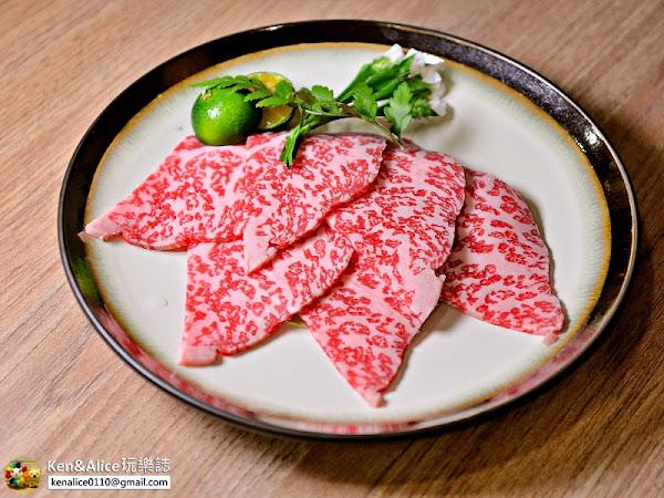澄居烤物燒肉 ‧ 大份量高級牛肉擄獲人心