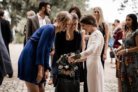 Свадебный фотограф Caroline Lequeux (caro01). Фотография от 16.01.2019
