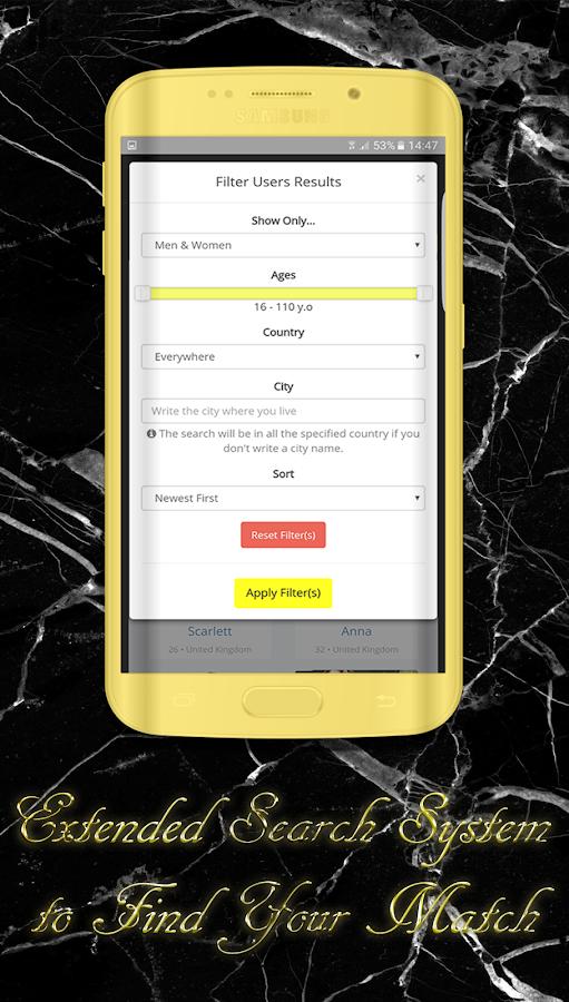 Best millionaire dating app