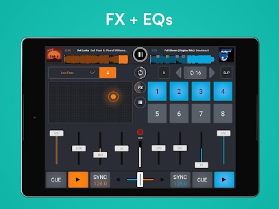 Cross DJ Pro Mod Apk 3.5.1 [Paid For Free] 10