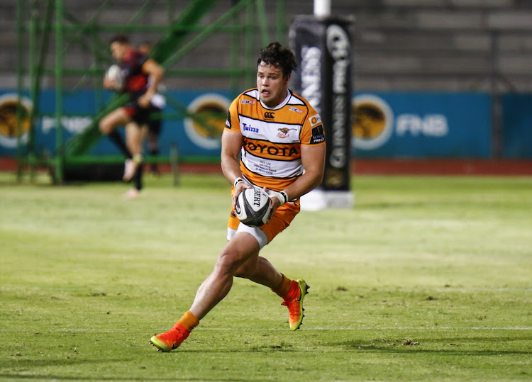 Nico Lee in action during the Guinness Pro14 match between Isuzu Southern Kings and Toyota Cheetahs at NMMU Stadium on January 18, 2019 in Port Elizabeth.