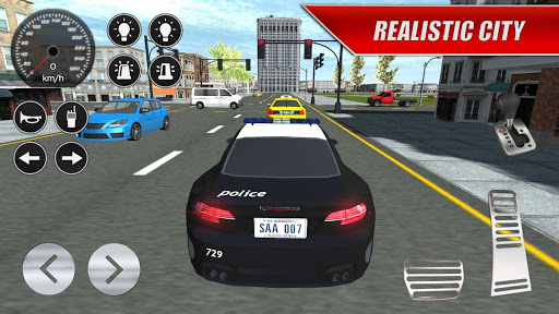 Real Police Car Driving v2 - screenshot