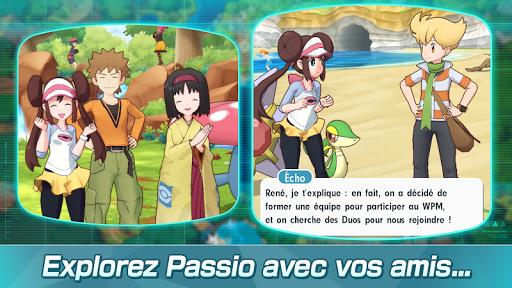 Pokémon Masters fond d'écran 2